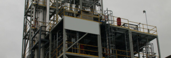 First Ethanol Plant Completed