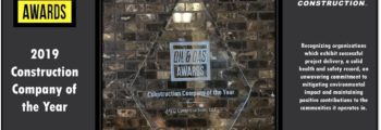 2019 Construction Company of the Year – Oil & Gas Awards